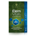 Food supplement Elemvitals. Zinc with siberian herbs, 60 capsules